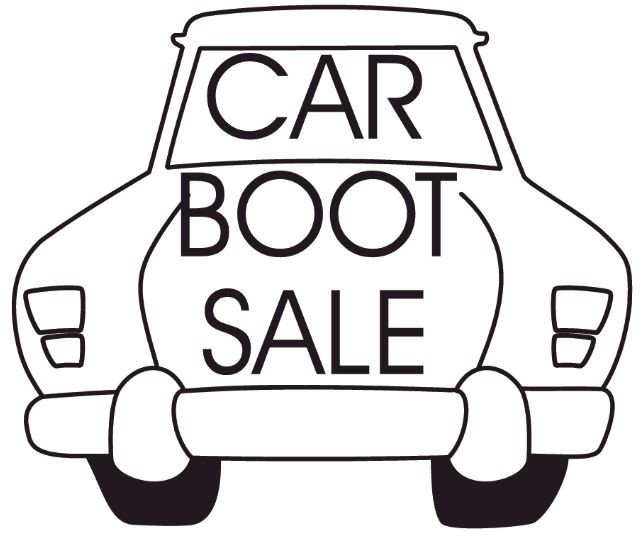 CAR BOOT SALE AT LAMLASH GOLF CLUB